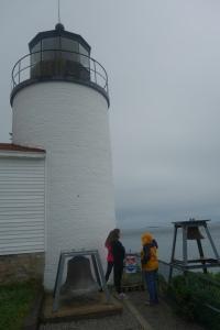 One of many beautiful lighthouses dotting the coast of Maine