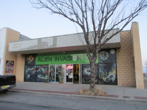 Roswell (we saw no UFOs)