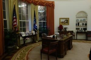 Regan's Oval Office