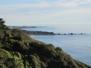 Ragged Point (South end of Big Sur)