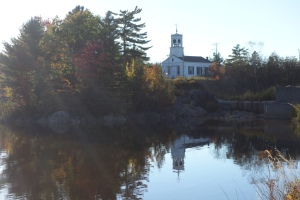 Family Church on the island