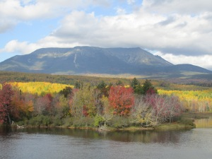 Katahdin Mountain Maine (where the Applacian Trail starts)
