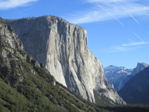El Capitan at Yosemite
