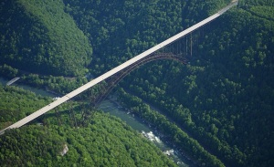 The New River Gorge