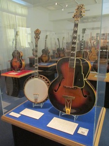 Stromberg Banjo and Guitar