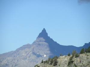 "This is ""The Bear Tooth Mountain"" from which the name of the highway comes"