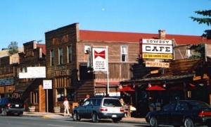 Dubois town