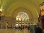 Union Station in DC