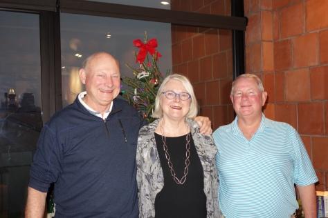 (L to R) Ken, Anna & Leonard